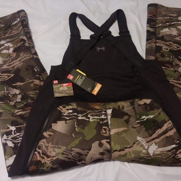 5e39fa4e6d4d4 Under Armour Pants | Ridge Reaper Camo Bib 1282692944 | Poshmark